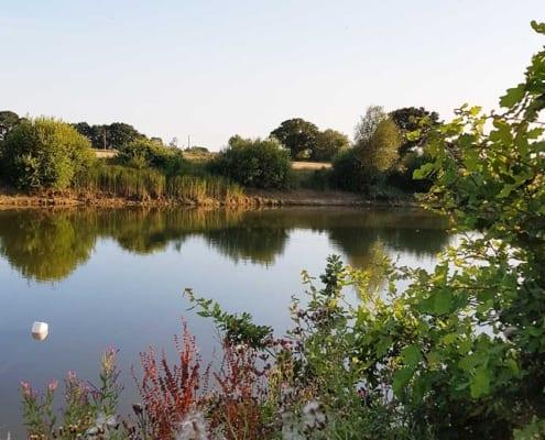 Fishing Reservoir